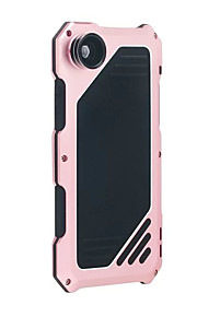 For Apple iPhone 7 Plus 7 Water Dirt Shock Proof Case Full Body Case Solid Color Hard Metal 6s Plus 6 Plus 6s 6
