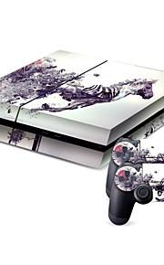 B-Skin Laukut, kotelot ja suojukset Varten PS4 Uutuudet