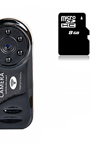 Other Plastik Mini Camcorder 720P / Mikrofon / WIFI Sort 1.4