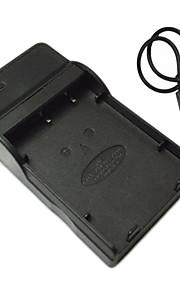 fnp60 micro usb mobil batterioplader til Fujifilm fnp60 fnp120 K5000 k5001 db-L50 cnp30 d-li12 d-L17