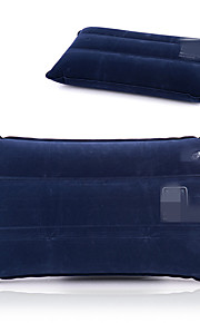 Travel Pillow Travel Rest for Travel Rest Plastic-Dark Blue Green Blue