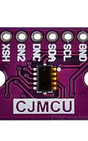 CJMCU-VL53L0X ToF Laser Distance Measuring Sensor Module - Purple