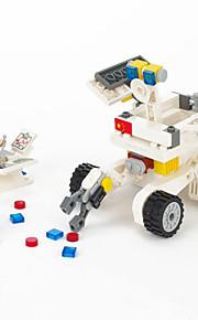 Bonecos & Pelúcias / Blocos de Construir para presente Blocos de Construir Modelo e Blocos de Construção Máquina ABS5 a 7 Anos / 8 a 13