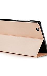 to gange mønster ensfarvet pu læderetui med søvn for 8,4 tommer Huawei media pad m3