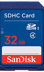 Sandisk 32GB SD Card memory card Class4