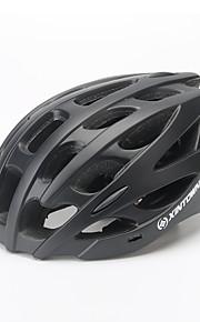 XINTOWN® Unisex Bike Hjelm 28 Ventiler Sykling Sykling / Fjellsykling / Veisykling / Fritidssykling / Skøyte En størrelse PC / EPS Svart