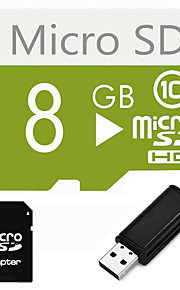 Other 8GB MicroSD Clase 4 10 Other Múltiple en un lector de tarjetas / lector de tarjetas micro sd / lector de tarjetas SD SCK10 USB 2.0