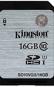 Kingston 16GB SD Karten Speicherkarte Class10