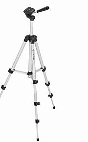 sort kamera stativ fotografering fire afsnit aluminiumslegering stenter kamera digital SLR kamera stativ