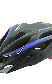 Dámské Pánské Unisex Jezdit na kole Helma 23 Větrací otvory CyklistikaCyklistika Horská cyklistika Silniční cyklistika Rekreační
