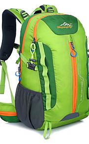 45 L Paquetes de Mochilas de Camping Ciclismo Mochila mochila Acampada y Senderismo Escalar Deportes de ocio CiclismoAl Aire Libre