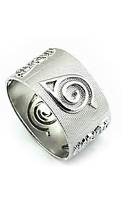 Smycken Inspirerad av Cosplay Cosplay Animé Cosplay Accessoarer Armband Silver Legering Man Kvinna