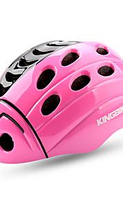 아동 남여 공용 자전거 헬멧 N/A 통풍구 싸이클링 사이클링 도로 사이클링 이 외 원 사이즈 EPS+EPU 화이트 레드 핑크 블루