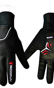 BOODUN® Sports Gloves Women's / Men's Cycling Gloves Winter Bike GlovesKeep Warm / Anti-skidding / Shockproof / Breathable / Wearproof /