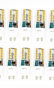 10 PCS Trådbunden Others G9  Smd2835 32 Led 3 w AC85 - 265 v 850 lm Warm White Cold White Double Pin Waterproof Övrigt