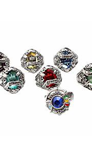 Smycken Inspirerad av Cosplay Cosplay Animé Cosplay Accessoarer Ring Silver Legering Man Kvinna