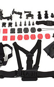 Accessories For GoPro,Case/Bags Convenient Dust Proof, For-Action Camera,Gopro Hero 3+ Universal Travel