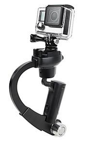 Suporte estabilizador de mão gravar vídeo para GoPro Hero4 / 3/3 +