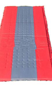 Oddychalność Pad Camping Zielony / Czerwony / Niebieski Kemping PVC