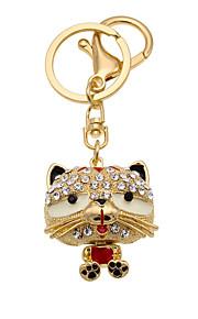 Nøglering Smykker Dyredesign Damer