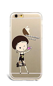 For Yourself take photo TPU Fashion of Coloured Drawing Or Pattern Following For  iPhone 7 7 Plus 6s 6 Plus 5s