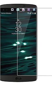 방폭 프리미엄 강화 유리 필름 화면 보호 가드 0.3 mm는 V10을 LG에 대한 막 아크 강화