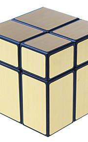 Shengshou® Let Glidende Speedcube 2*2*2 Spejl Magiske terninger Pink Grøn glat Sticker Anti-pop Justerbar fjeder ABS