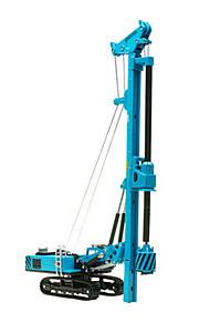 Véhicule de Construction Jouets Jouets de voiture 1:60 Métal ABS Plastique Bleu Maquette & Jeu de Construction
