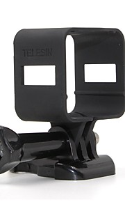 TELESIN PR-FMS-001 Smooth Frame For Others Ski/Snowboarding Bike/Cycling SkyDiving Surfing/SUP Rock Climbing Travel