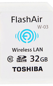 Toshiba 32Gb Wifi SD Card geheugenkaart Class10 FlashAir