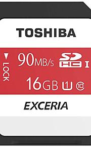 TOSHIBA 16GB SD Card memory card UHS-I U1 Class10 EXCERIA