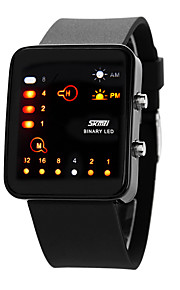 Masculino Unissex Relógio Esportivo Relógio Elegante Relógio de Moda Relógio de Pulso Automático - da corda automáticamente Couro Legitimo