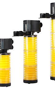 Aquaria Luchtpompen Filters Geruisloos Kunststof AC 220-240V