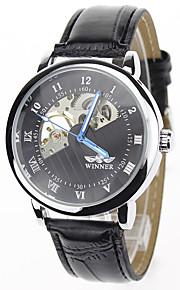 Masculino Mulheres Unissex Relógio Esportivo Relógio Elegante Relógio de Moda Relógio de Pulso relógio mecânicoMecânico - de dar corda