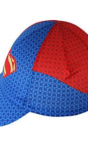帽子 バイク 高通気性 速乾性 防風 絶縁 バクテリア対応 低摩擦 モイスチャーコントロール ソフト サンスクリーン 女性用 男性用 男女兼用 ブルー テリレン