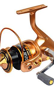 Fiskerullar Snurrande hjul 2.6:1 11 Kullager utbytbar Generellt fiske-LF2000