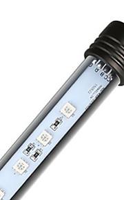 Akvarier LED-belysning Ændring Energibesparende Med switches LED lampe 220V
