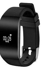 YYR1 Smart Bracelet / Smart Watch / Activity TrackerLong Standby / Pedometers / Heart Rate Monitor / Alarm Clock / Distance Tracking