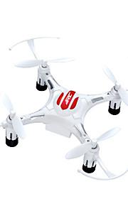 Drone JJRC 4CH 6 Eixos 2.4G - Quadcópero com CR Quadcóptero RC Controle Remoto Hélices Cabo USB Manual Do Usuário Chave De Fenda