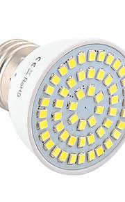 5W E26/E27 LED-spotpærer MR16 54 SMD 2835 400-500 lm Varm hvit Kjølig hvit Dekorativ V 1 stk.