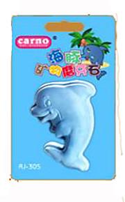 Nagetiere Kauspielzeug Plastik Blau Rosa Gelb