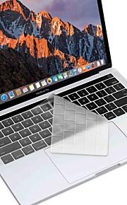 xskn® versione europea e americana ultra-sottile pelle della tastiera di TPU per il 2016 nuovi MacBook Pro 13.3 / 15.4 con touch bar