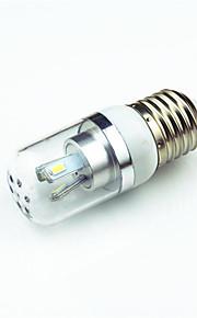 3.5 E14 G9 GU10 E12 E27 LED Bi-pin 조명 T 6 SMD 5730 200 lm 따뜻한 화이트 차가운 화이트 장식 V 1개