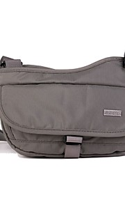 Travel Bag for Travel Storage Fabric-Purple Black/Green Light Brown