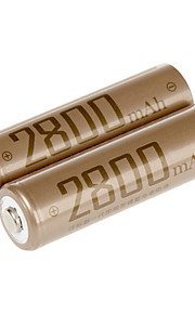 fb aa NiMH oplaadbare batterij 1.2V 2800mAh 2 st
