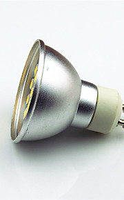 3W GU10 LED-spotlampen 30 SMD 5050 280 lm Warm wit Koel wit Decoratief AC 12 V 1 stuks
