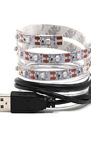 1PCS 1m 60x3528smd DC5V의 USB 스트립 조명