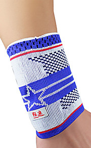 Unisex Hand & Wrist Brace Protective Football Sports Nylon Blue