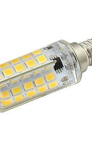 5W E14 LED 콘 조명 T 80 SMD 5730 480 lm 따뜻한 화이트 차가운 화이트 장식 AC 220-240 V 1개