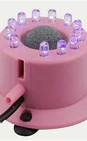 Akvarier LED-belysning Ændring Energibesparende LED lampe Vekselstrøm 100-240V
